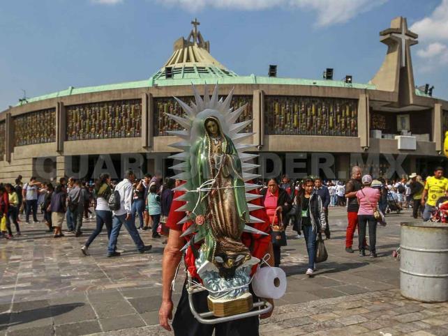 No se define si Basílica abrirá el 12 de diciembre
