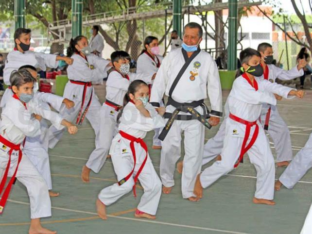 Moon Duk Kwan respalda a sus alumnos