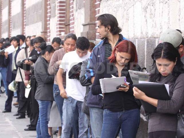 Pobreza laboral llega a 44.5%