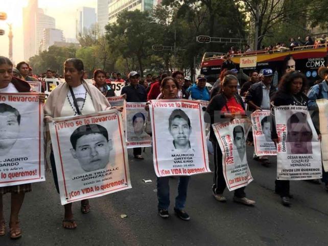 Solicitan investigar a general por el caso Ayotzinapa