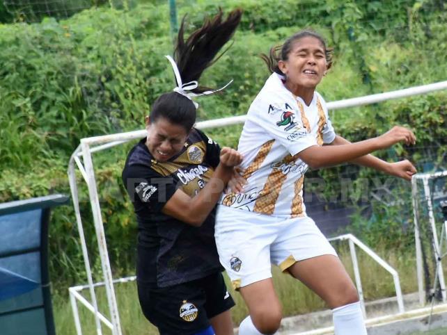 Cafetaleros Femenil y Tijuana FC miden fuerzas