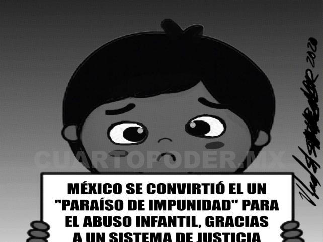 Niñez en México, los crímenes en cifras