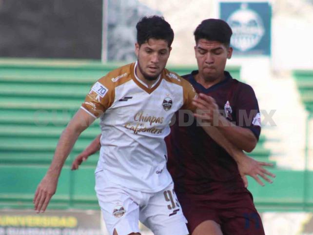 Cafetaleros goleó 7-0 a Deportivo Dongu