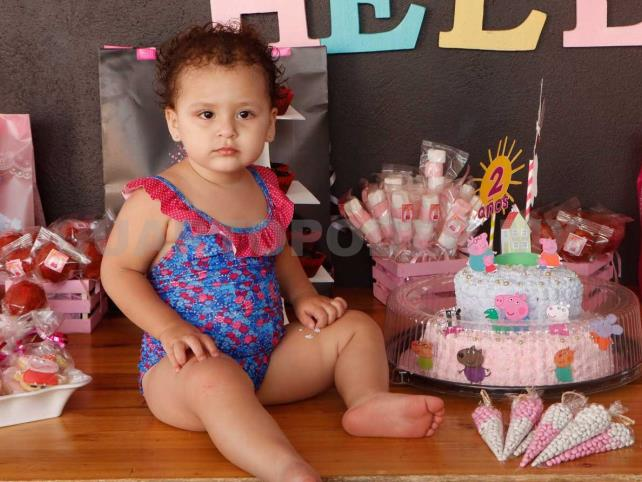 Hellen cumplió dos años