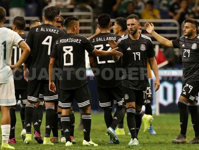 Acuerdan partidos entre México y España
