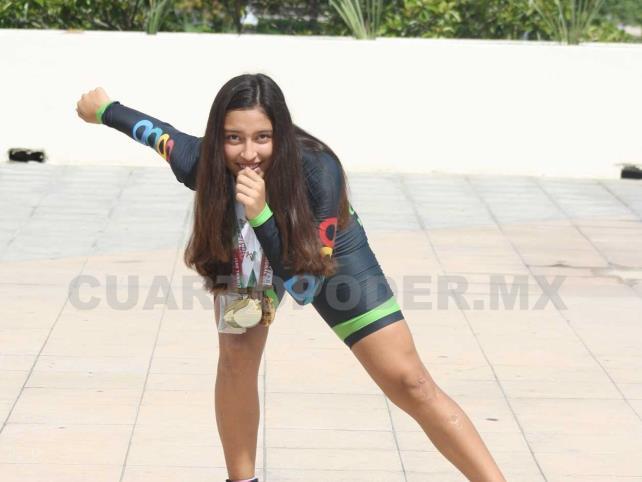 Jocelyn Paniagua competirá en Colombia