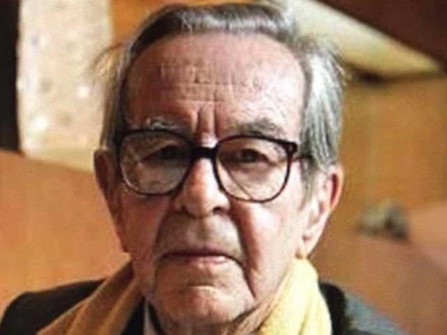 Murió el poeta Enrique de Rivas Ibáñez