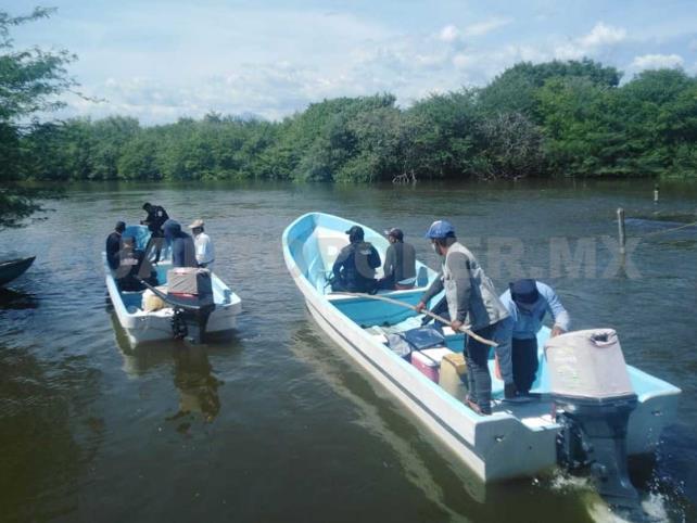 Detienen actividad pesquera por mal tiempo en Tonalá