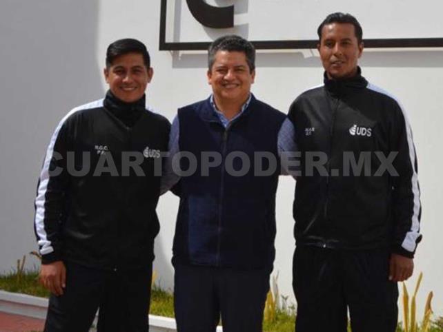 "UDS FC presentó a su nuevo ""timonel"""