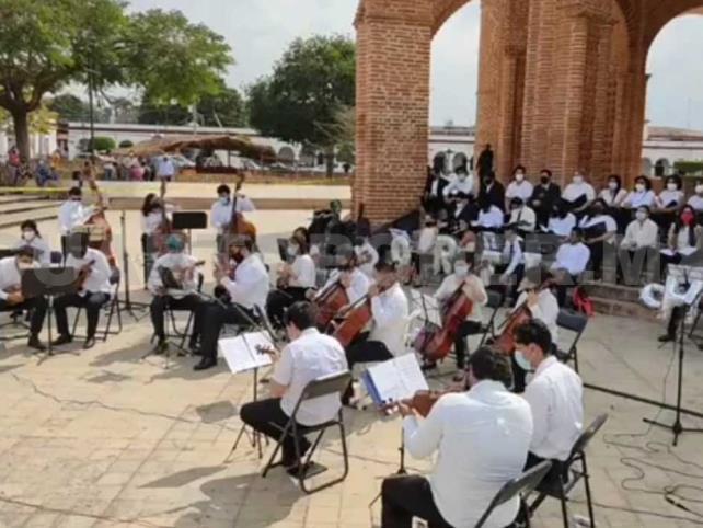 Debuta la Orquesta Filarmónica de Chiapa