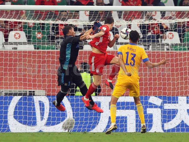 Tigres pierde por la mínima ante Bayern