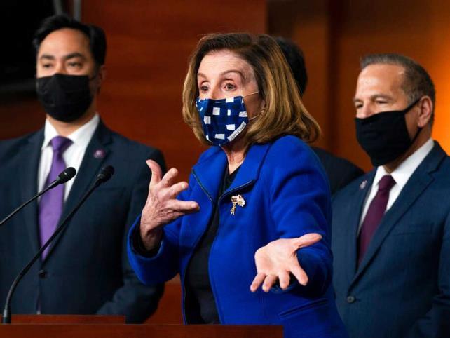 Crean comisión para investigar ataque al Capitolio