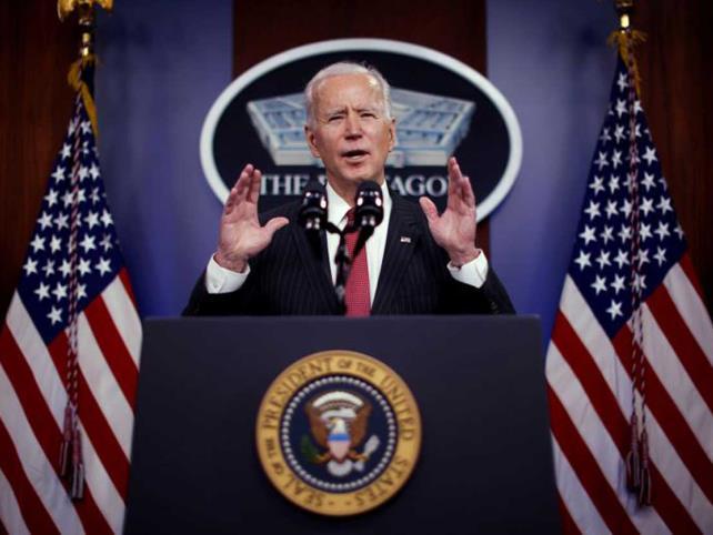 Reforma migratoria de Biden llega al Congreso