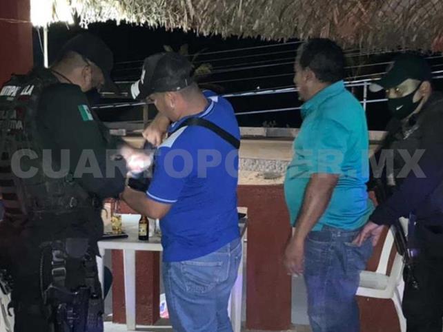 Clausuran bares en Puerto Madero