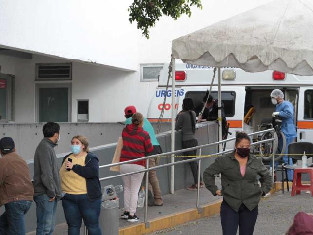 México supera las 180 mil muertes