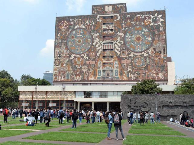 UNAM no regresa a clases presenciales