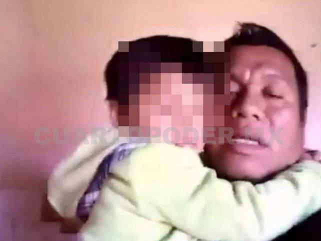 Encarcelan a niño de cuatro años y a su padre