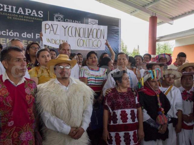 Continúan actividades en Juzgados Indígenas
