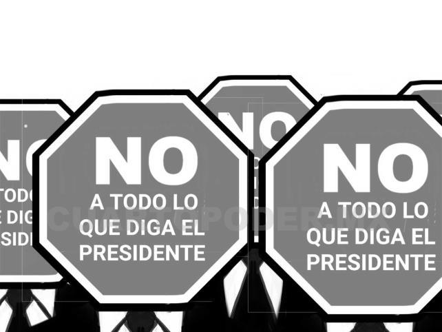 No voto sin programas ni propuestas
