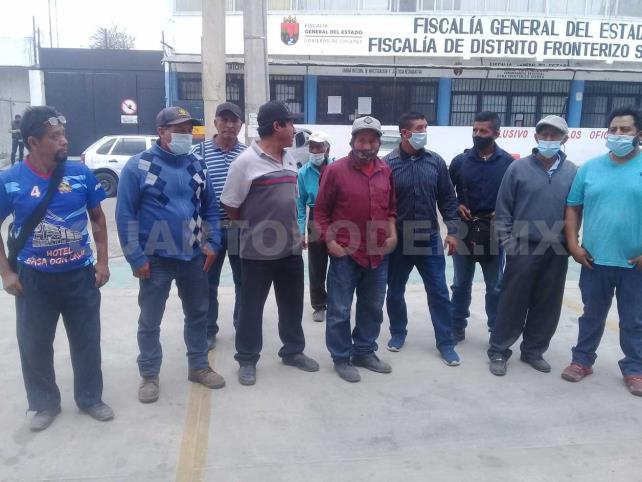 Acusan a delegada por despojo de 49 hectáreas