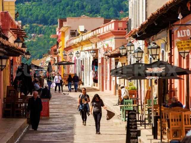 San Cristóbal y Palenque, los sitios más visitados