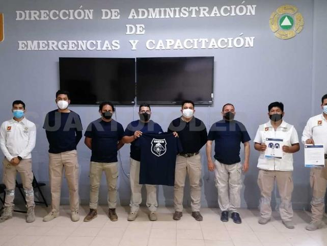 Forman Grupo de Auxilio Especializado