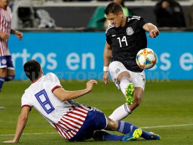No me he retirado de la selección: Hernández