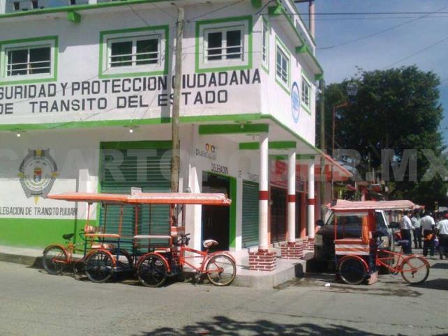 Incrementan bicitaxis piratas en Pijijiapan