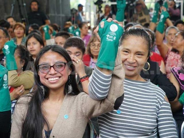 Suman 549 trabajadoras del hogar afiliadas