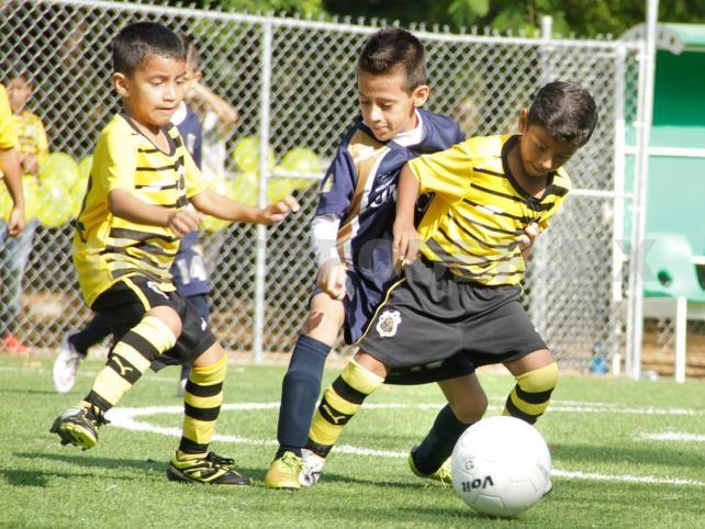 Se juega la 1ª Copa Pumas Chiapas