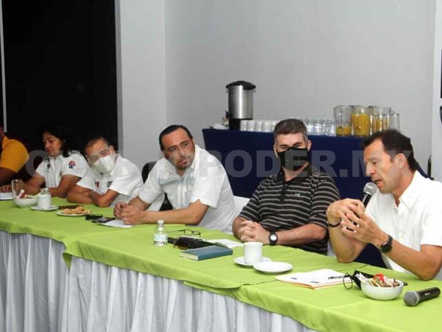 Ademeba Chiapas prioriza el trabajo federado