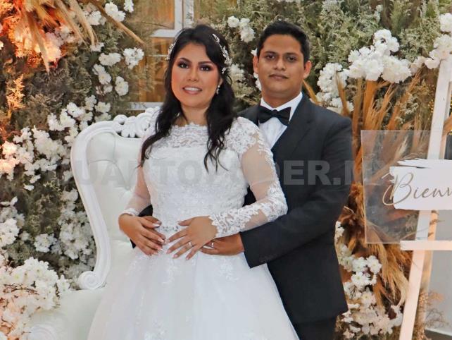 ¡Ya se casaron!