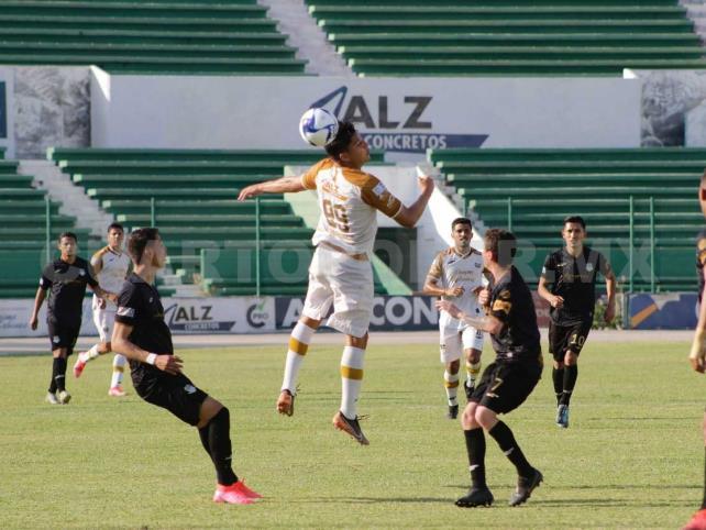 Delgadillo apuesta por el gol de visitante