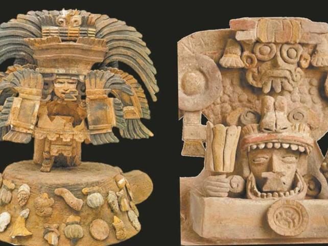 Teotihuacán y Tikal, ¿relacionadas?