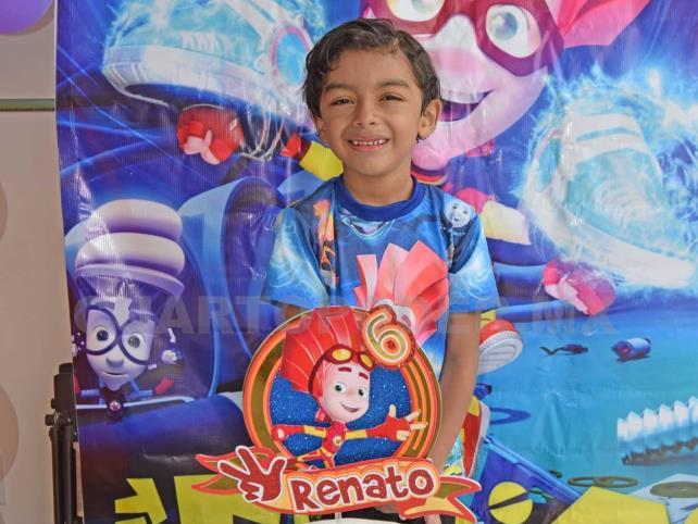 ¡Felicidades, Renato!