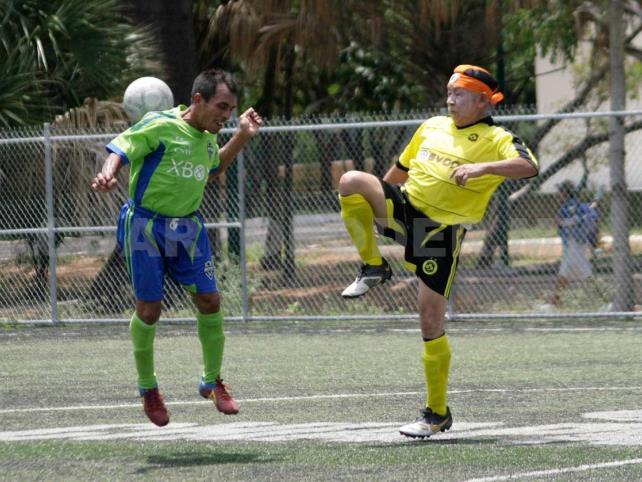Águilas y Brasil FC, a un paso de la final