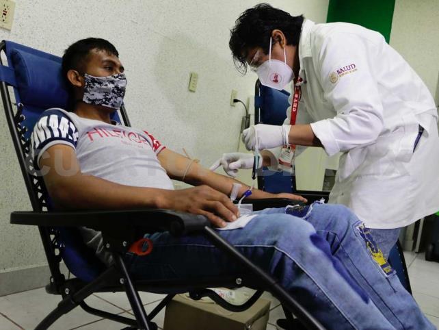 Invitan a donar sangre en apoyo a niños del HEP
