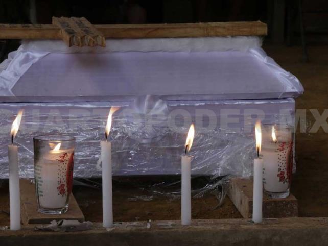 Muere en Acteal niña desplazada
