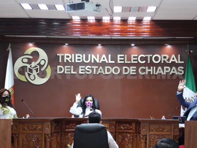Ordenan mayor escrutinio a candidaturas indígenas