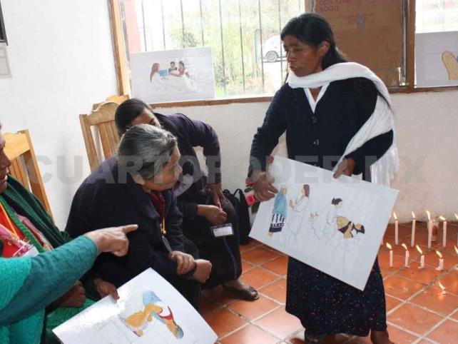 Falta de anticonceptivos vulnera a indígenas
