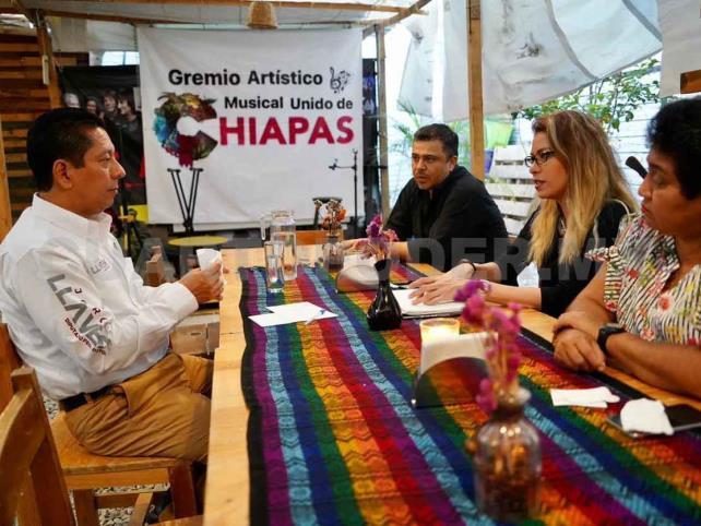 Reactivaremos la economía en Chiapas