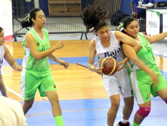 Integran selección estatal sub-19 femenil