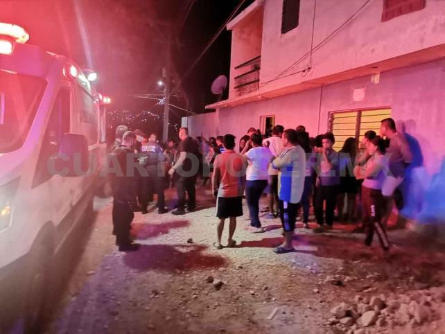 Familia atacada a balazos; dos son hospitalizados
