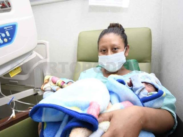 Nacen trillizos en hospital del IMSS