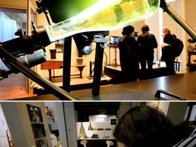 Reabre el museo del champán en Épernay