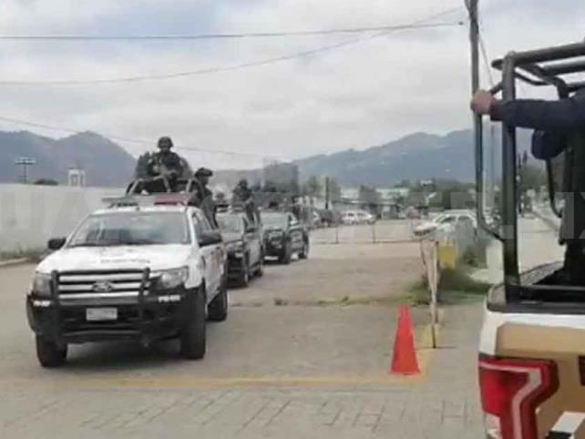 Demandan instalación de BOM para evitar violencia