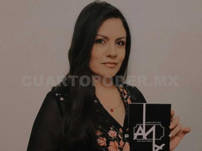 Anna Moreno abraza a todas las mujeres