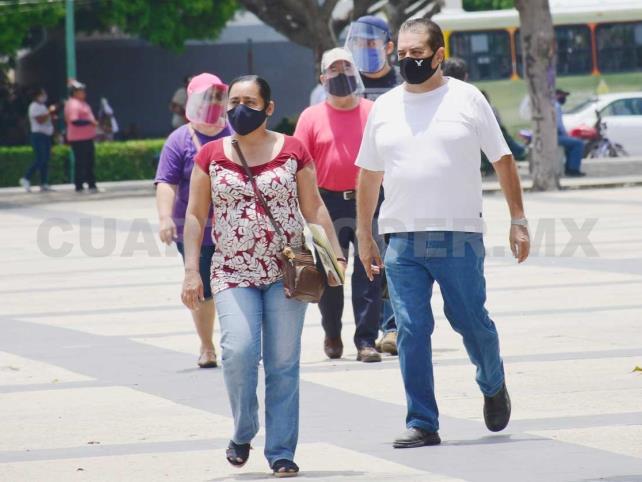 Confirma Chiapas 17 casos nuevos de covid