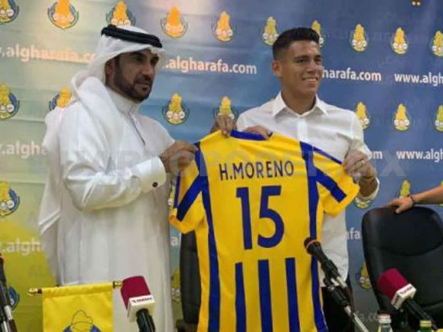 Héctor Moreno, nuevo elemento de Rayados