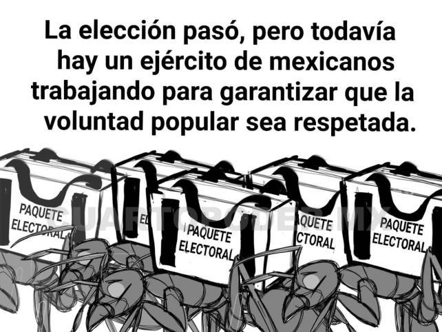 Jornada electoral histórica